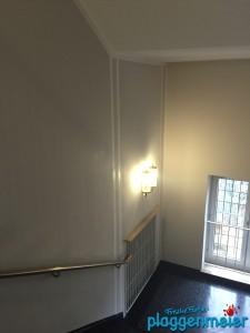 Hohe Wände, klassischer Look - Treppenhaus vom Bremer Maler!