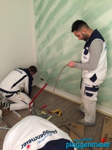 Bodenbeläge sind ein Muss für gute Maler - Azubi Projekte in Bremen