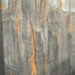 Wie Adern durchzieht die Rostanmutung die Kohlegestaltung - Malereibetrieb Plaggenmeier