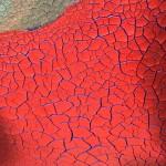 Exklusive Wandbeschichtung mit Indigo - Was für Profis: allein das Material für diese Umsetzung des Vintage - Gestaltungstrends kann schnell EUR 600 kosten... Guter Maler Bremen: Plaggenmeier