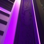 Profilgestaltungen im Innnenbereich werden immer ausgefeilter: Tolle Materialien erlauben dem guten Verarbeiter wirklich individuelle Zuschnitte - Malermeister in Bremen