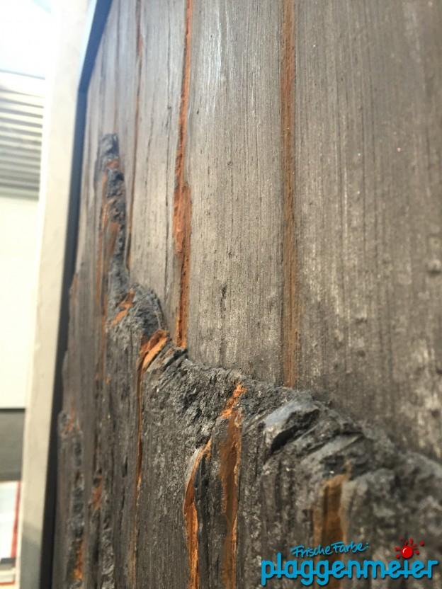 Kohleoptik - wir machen Wände gemäß der neuesten Gestaltungstrends - Malereibetrieb Bremen