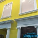 Profilgestaltungen für komplette Eingangsbereiche gestalten wir für Sie - Malerfachbetrieb in Bremen - Plaggenmeier