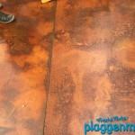 Rostoptik geht auch auf Fußböden: sprechen Sie uns an, der Malereibetrieb Plaggenmeier macht das in Bremen für Sie!