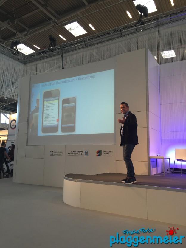Handwerk 4.0 - Vortrag auf der FAF von Michael Heil