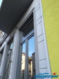 Altbau mit frischer Farbe - Aussenanstrich vom Bremer Profi-Maler