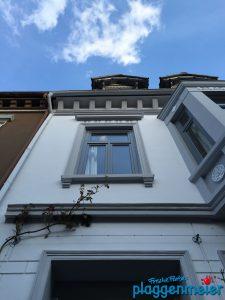 Perfekt bis unters Dach - Aussenanstrich vom Maler aus Bremen!