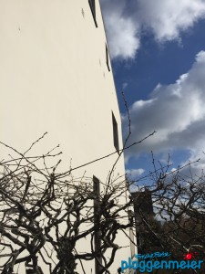 Buntsteinputz runter und exzellente Spachtelung - Fassadensanierung in Hemelingen