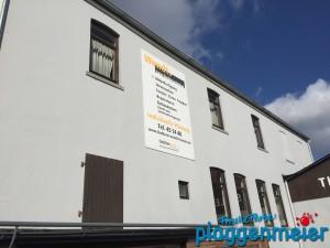 Fassadensanierung in Hemelingen - auch Tischler brauchen schöne Fassaden von Plaggernmeier