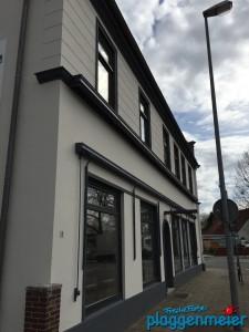 Gestaltung und Fassadensanierung in Hemelingen vom führenden Malereibetrieb in Bremen