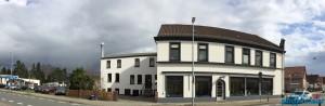 Fassadensanierung in Hemelingen vom professionellen Maler - In Bremen machen wir das!