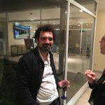Julian van Grey nimmt sich Zeit für ein Interview