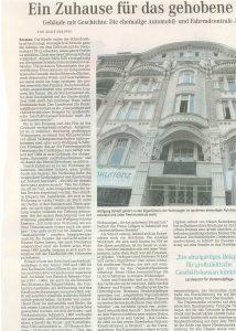Als Bremer Malereibetrieb freuen wir uns ganz besonders, wenn über Gebäude berichtet wird, die wir einmal verschönert haben. Bremen hat so viel zu bieten - Malermeister Plaggenmeier