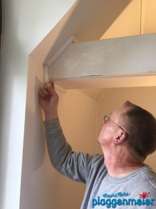 Malergeselle Werner legt Hand an - Malereibetrieb Bremen