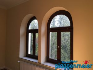 Fenster zum Park - perfekt hergerichtet vom Bremer Malermeisterbetrieb