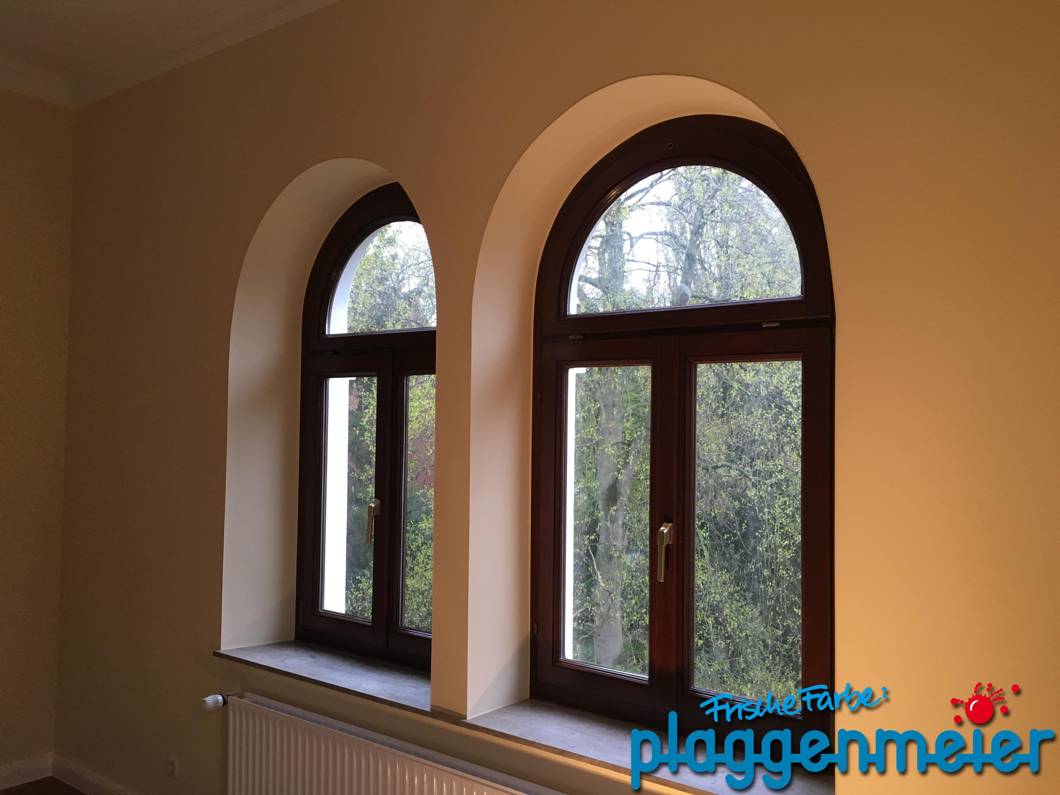Fenster Zum Park   Perfekt Hergerichtet Vom Bremer Malermeisterbetrieb