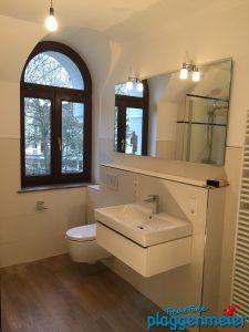 Wohnraum Badezimmer: Luxus heisst, auch Nutzräume als Wohnräume zu begreifen...
