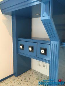 Eine detaillierte Küche erfordert detaillierte Lackarbeit vom Maler aus Bremen