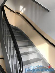 Stammkundenservice: wir renovieren Treppenhäuser, ohne dass sich der Eigentümer selbst kümmern muss.
