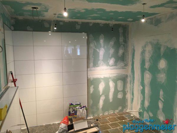 Bevor der Maler kam sah es so aus! Badgestaltung in Bremen kommt von uns!