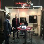 Unser Nachbar Glasservice Tanneberg war auch vertreten.