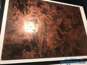 Metalliceffekte auf Kalkputzbasis: wir zeigen es auf den Bremer Altbautagen: der Dekorputzprofi