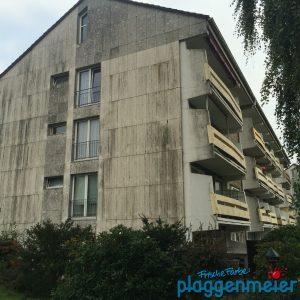 Diese Gebäude hatten die Betonsanierung und Malerarbeiten an der Fassade und den Balkonen wirklich nötig!