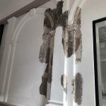 Maximaler Denkmalschutz-Maler aus Bremen konserviert Teile des Görtz-Palais so, dass die Nachwelt sieht, wie es mal aussah. Wunschmaler Frische Farbe Plaggenmeier